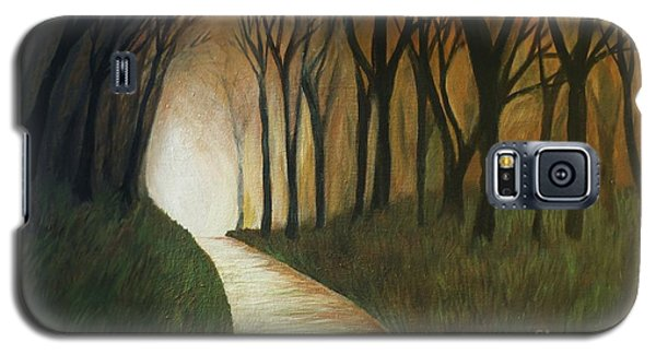 Light The Path Galaxy S5 Case by Christy Saunders Church