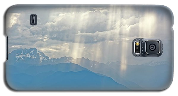 Light Through Clouds Galaxy S5 Case