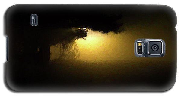 Light Through The Tree Galaxy S5 Case