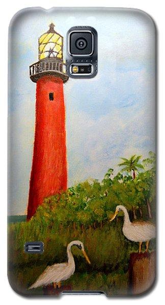 Light Tower Galaxy S5 Case