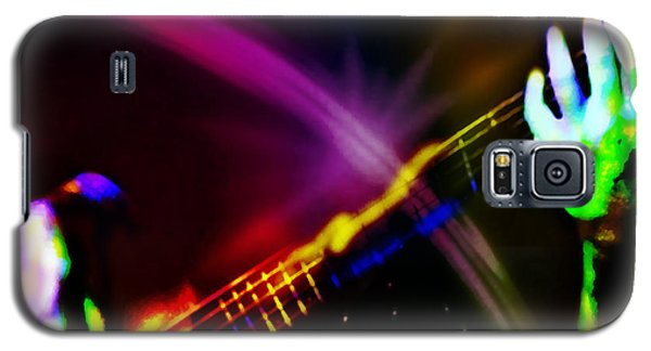 Light Travels Galaxy S5 Case