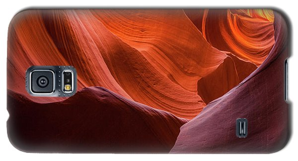 Light Tunnel - Antelope Lower Galaxy S5 Case