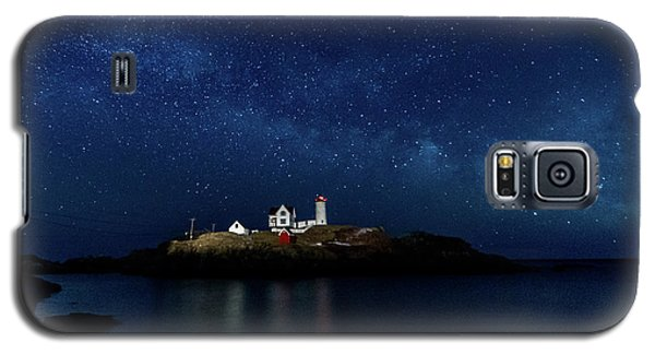 Light Up Nubble Lighthouse Galaxy S5 Case