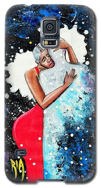 Galaxy S5 Case - Light Years For Love by Artist RiA