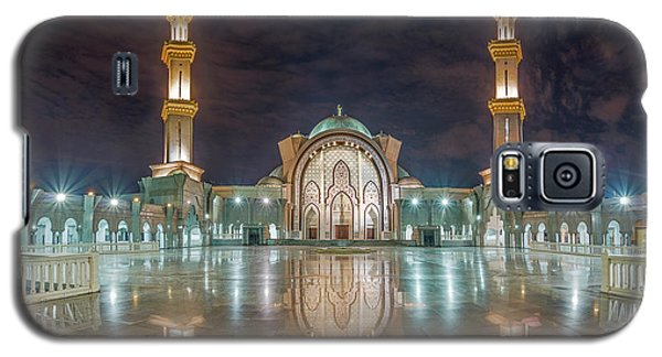 Lighted Federal Territory Mosque  Galaxy S5 Case