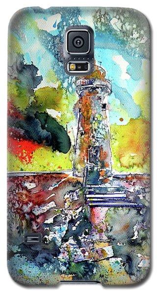 Lighthouse After Storm Galaxy S5 Case by Kovacs Anna Brigitta