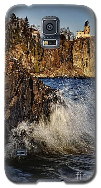 Lighthouse And Spray Galaxy S5 Case