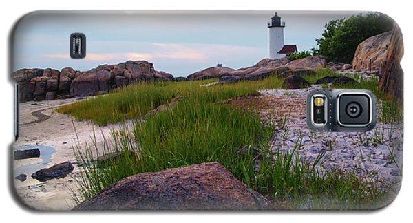 Lighthouse At Dusk Galaxy S5 Case