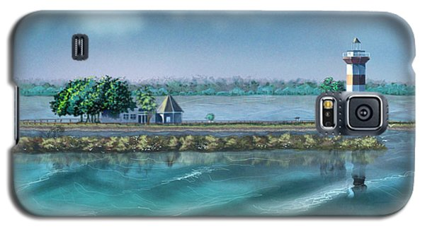 Lighthouse At Lake Conroe Galaxy S5 Case