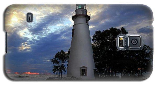 Lighthouse At Sunrise Galaxy S5 Case