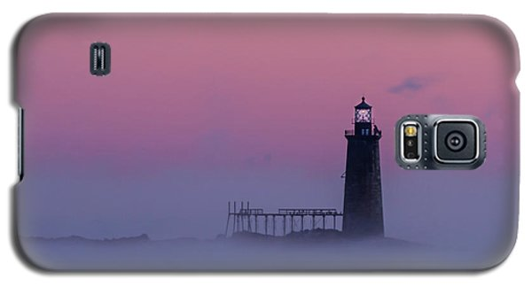 Lighthouse In The Clouds Galaxy S5 Case