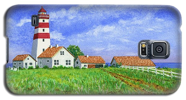 Lighthouse Pasture Galaxy S5 Case