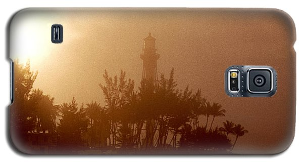 Lighthouse Point Sunrise Galaxy S5 Case