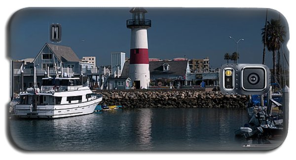 Galaxy S5 Case featuring the photograph Lighthouse by Rod Wiens