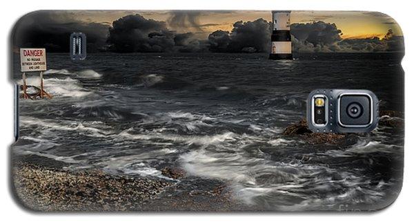 Lighthouse Storm Galaxy S5 Case