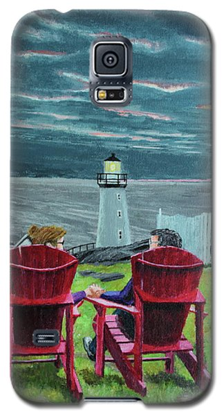 Lighthouse Lovers Galaxy S5 Case