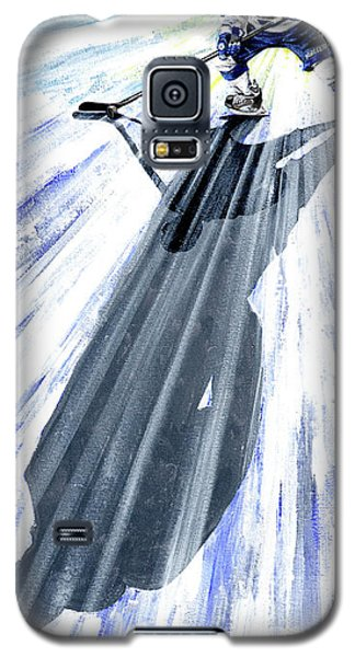 Lightning And Shadow Galaxy S5 Case