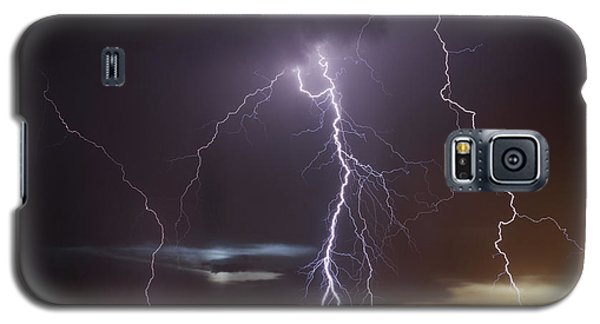 Lightning At Dusk Galaxy S5 Case
