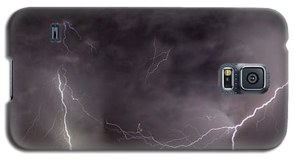 Lightning Over Perris Galaxy S5 Case