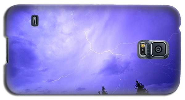 Lightning Storm Galaxy S5 Case