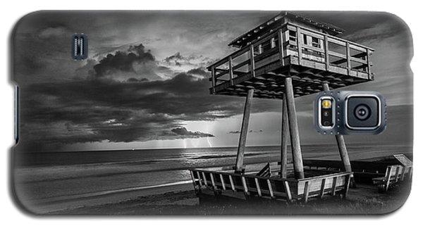 Lightning Watch Tower Galaxy S5 Case