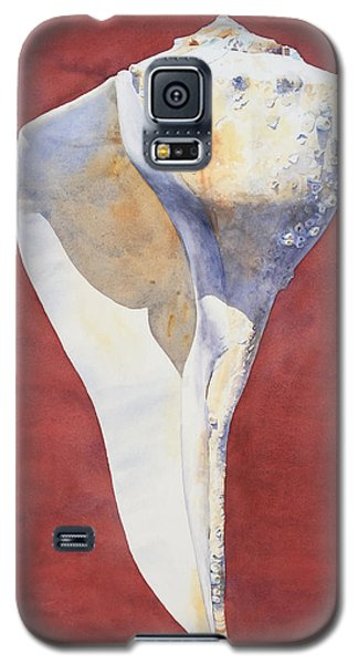 Lightning Whelk Conch I Galaxy S5 Case