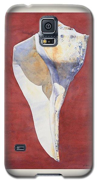 Lightning Whelk Conch I Galaxy S5 Case