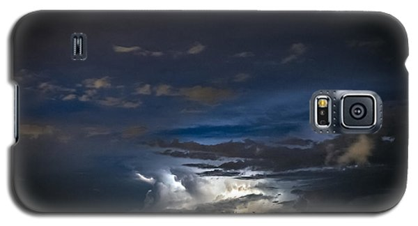 Lightning's Water Dance Galaxy S5 Case
