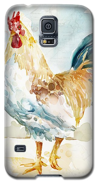 Lightrooster Galaxy S5 Case by Mauro DeVereaux