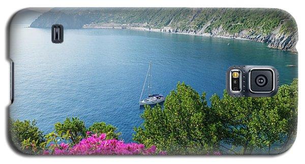 Ligurian Sea, Italy Galaxy S5 Case