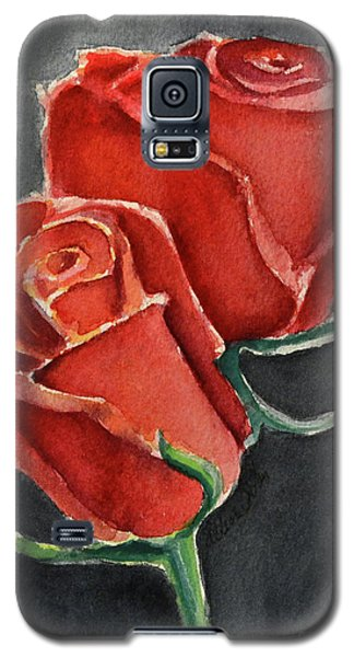 Like A Rose Galaxy S5 Case