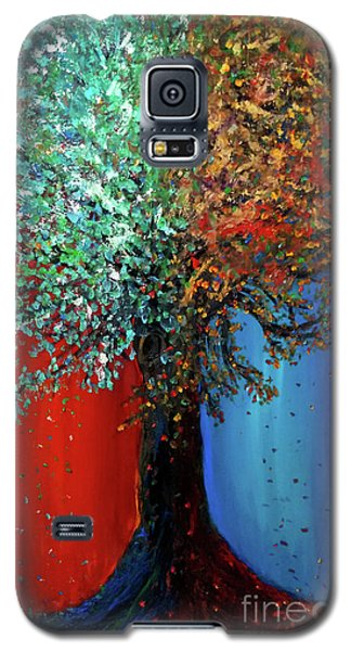 Like The Changes Of The Seasons Galaxy S5 Case