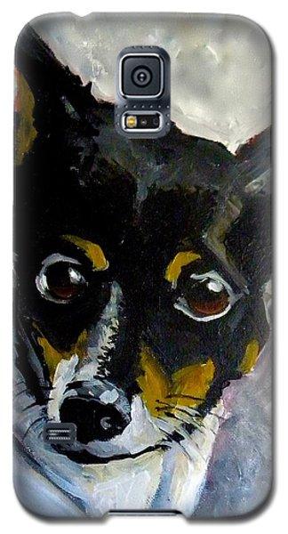 Lil Rat Terrier Galaxy S5 Case