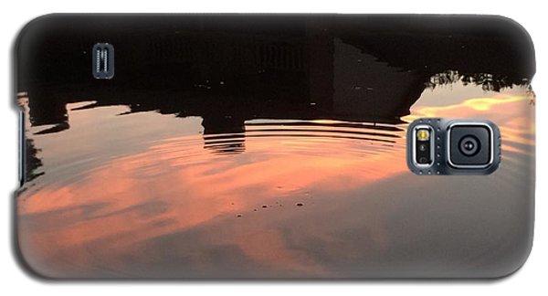 Li'l Ripples In A Florida Lake Galaxy S5 Case