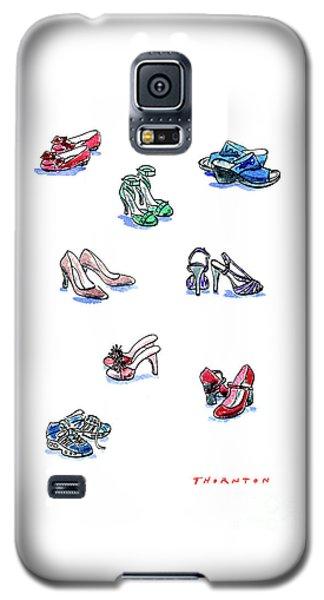 L'il Shoes Galaxy S5 Case
