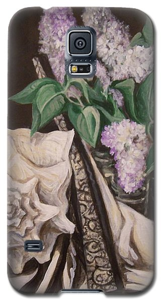 Lilac And Lingerie Galaxy S5 Case