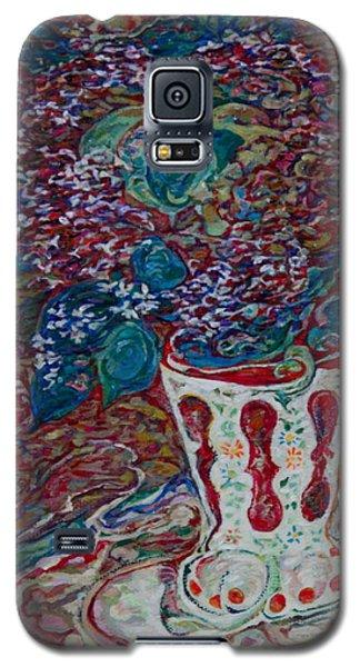 Lilac Fantasy Galaxy S5 Case