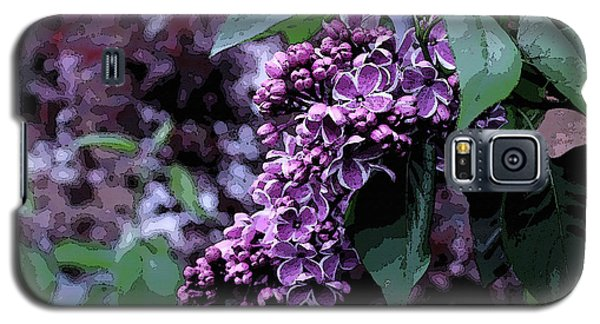 Lilac Heaven Galaxy S5 Case