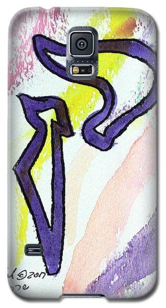 Lilac Kuf Galaxy S5 Case