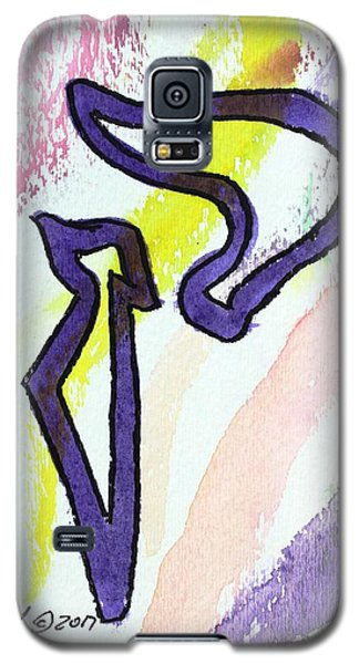 Lilac Kuf Galaxy S5 Case