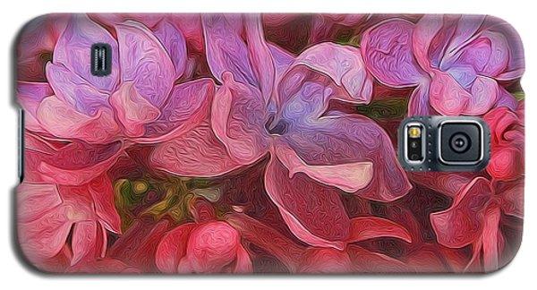 Lilac Blush Galaxy S5 Case by Diane Alexander