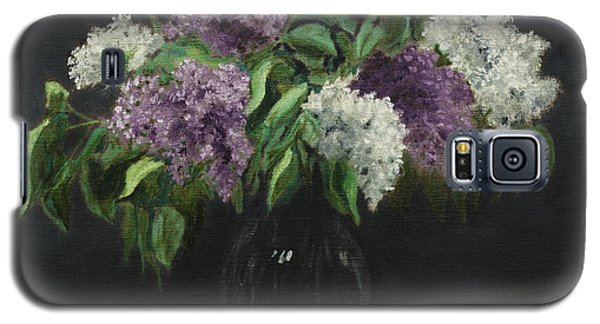 Lilacs Galaxy S5 Case by Alan Mager
