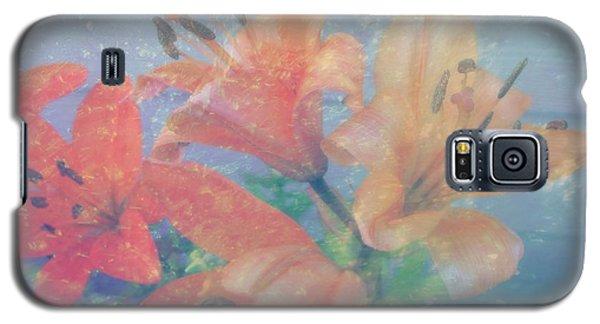 Lilies #1 Galaxy S5 Case