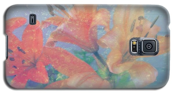 Lilies #1 Galaxy S5 Case