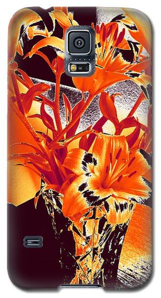 Lilies #2 Galaxy S5 Case