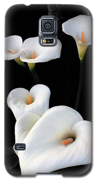 Lilies Galaxy S5 Case