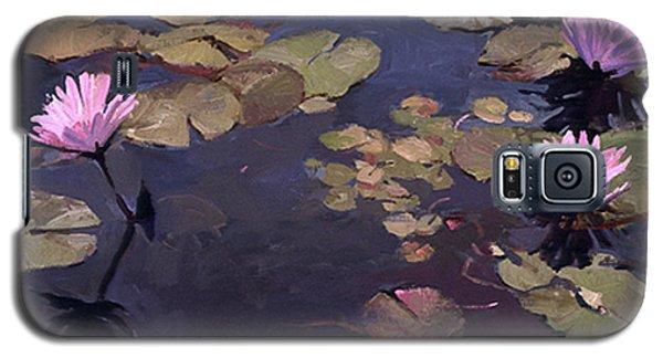 Lilies II - Water Lilies Galaxy S5 Case
