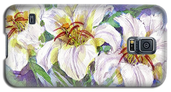 Lilies Galaxy S5 Case
