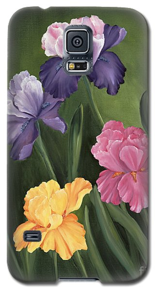 Lill's Garden Galaxy S5 Case by Carol Sweetwood