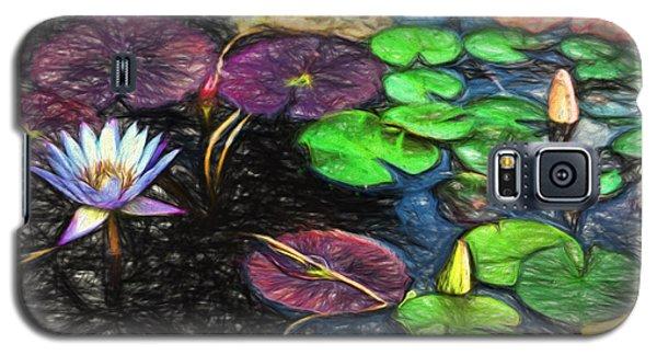 Lily Pad Pond Galaxy S5 Case